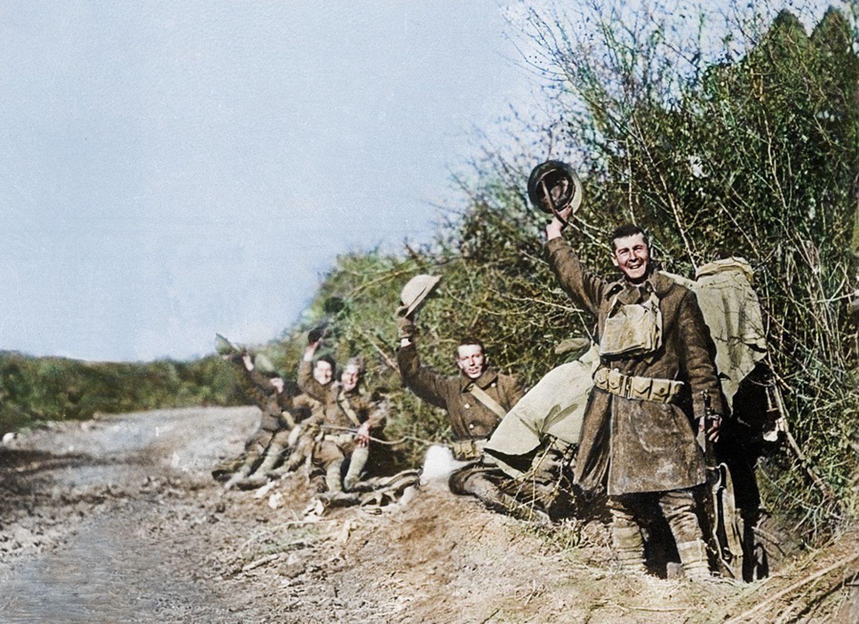 World War One -3