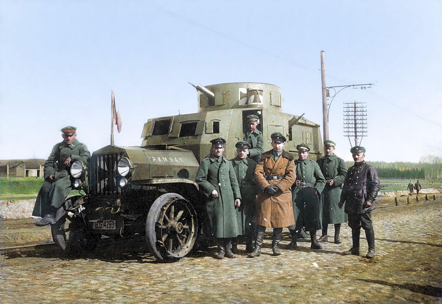 World War One -4