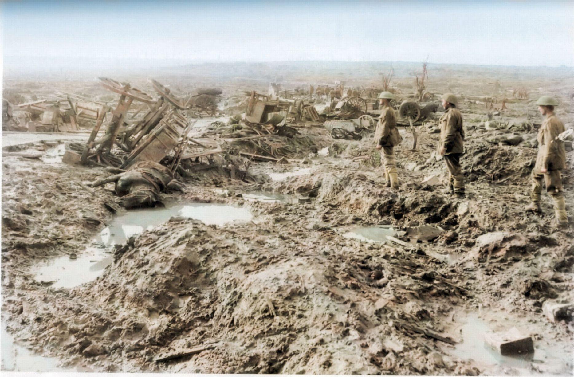 World War One -7