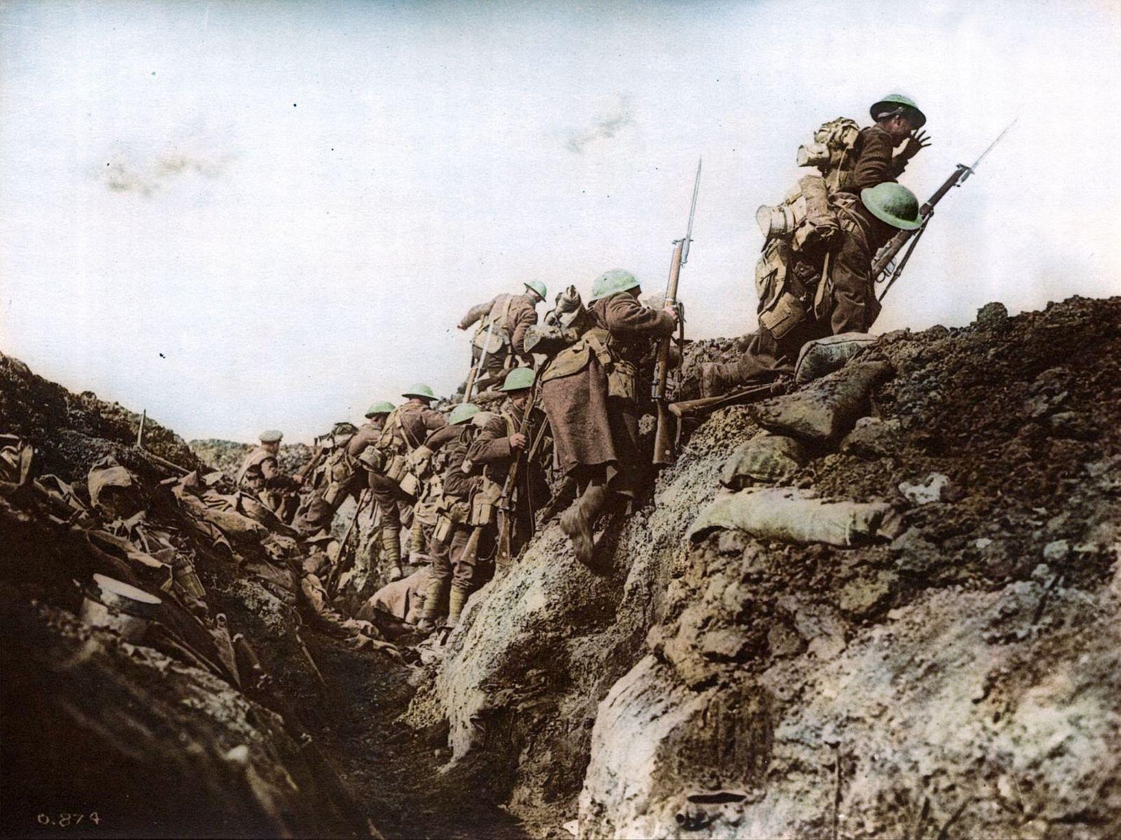 World War One -8