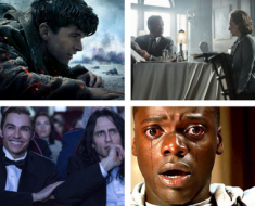 10 Films At The 2018 Golden Globes