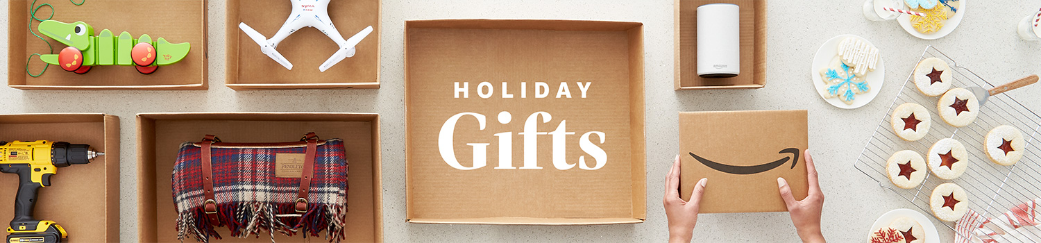 Amazon Holiday Gifts
