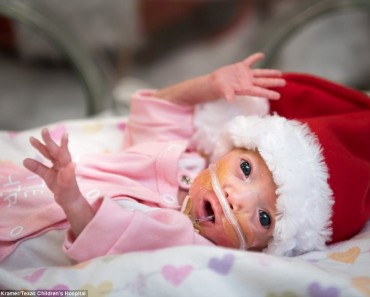 Christmas Party For Babies