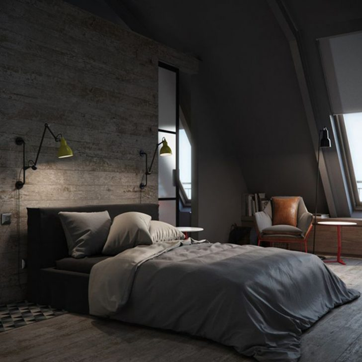 Decorating A Bachelor Pad Bedroom_5