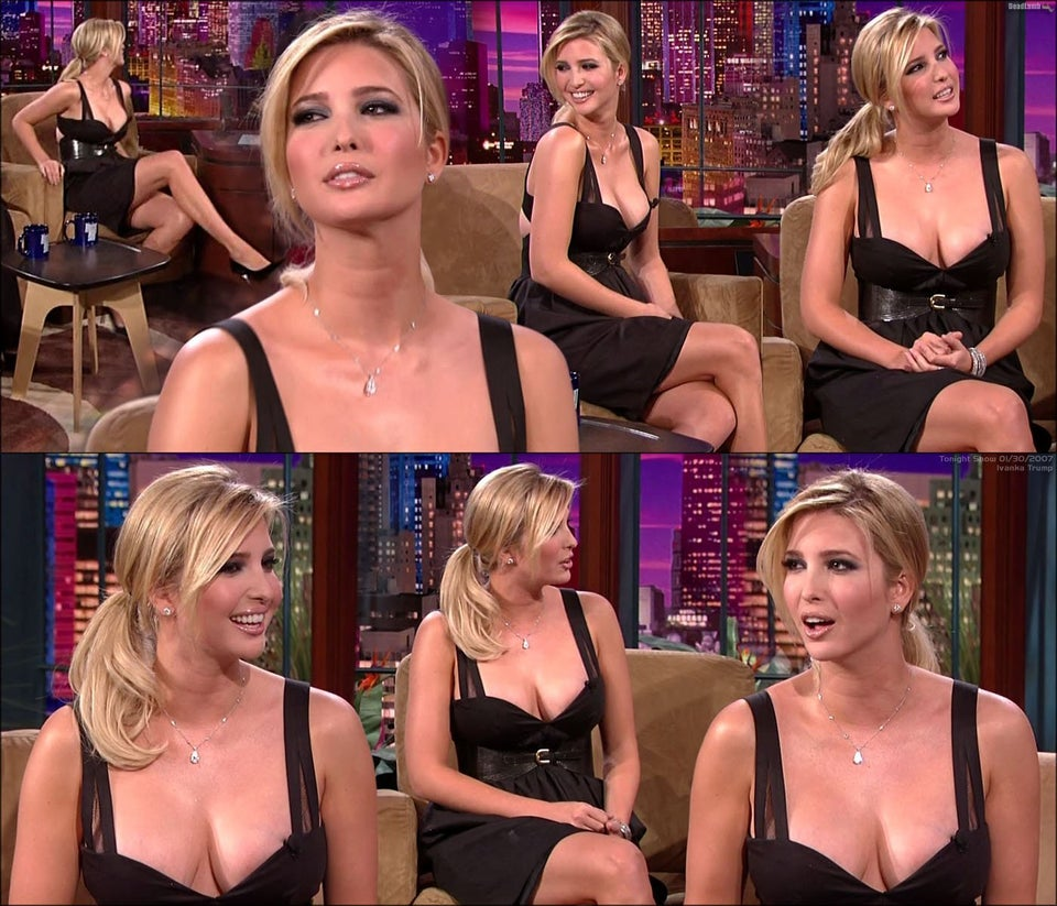 Hot Photos Of Ivanka Trump