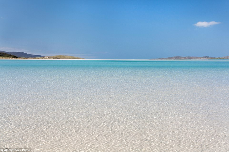 10 Idyllic Beaches Boast Wonderful White Sand And Crystal Clear Water