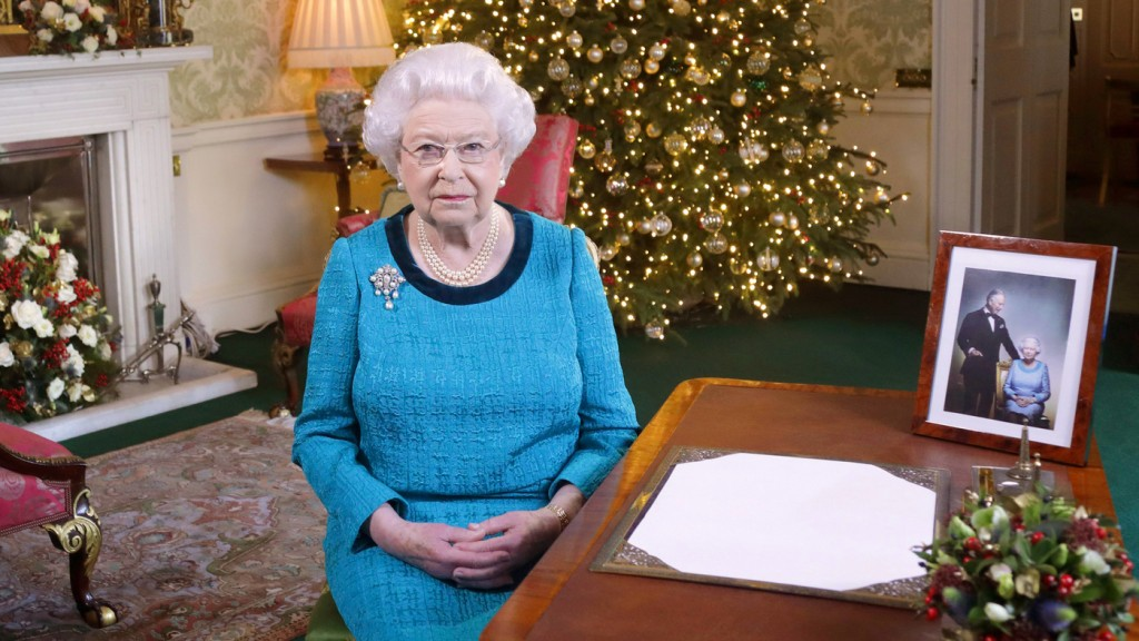 What The Queen Elizabeth And Her Family Eats On Christmas Day