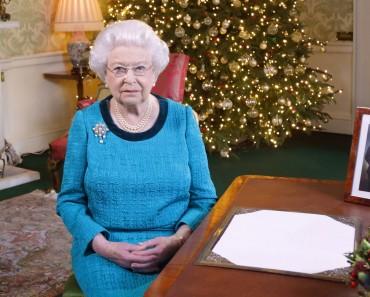 Royal Family Eats On Christmas Day