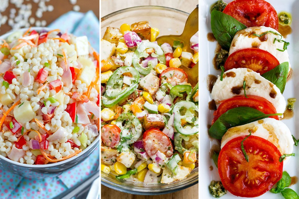 Eating Salad Every Day Keeps Brains 11 Years Younger! Explore 27 Salad Recipes To Keep You Healthy & Fit