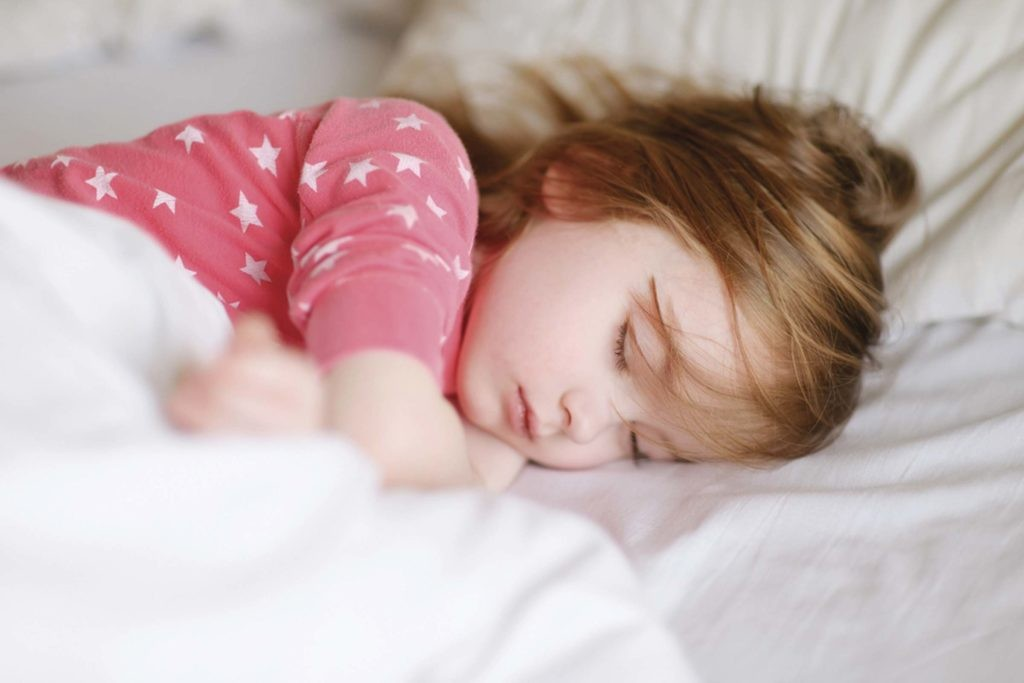 Why Sleeping Is The Most Important Part Of Your Baby's Development