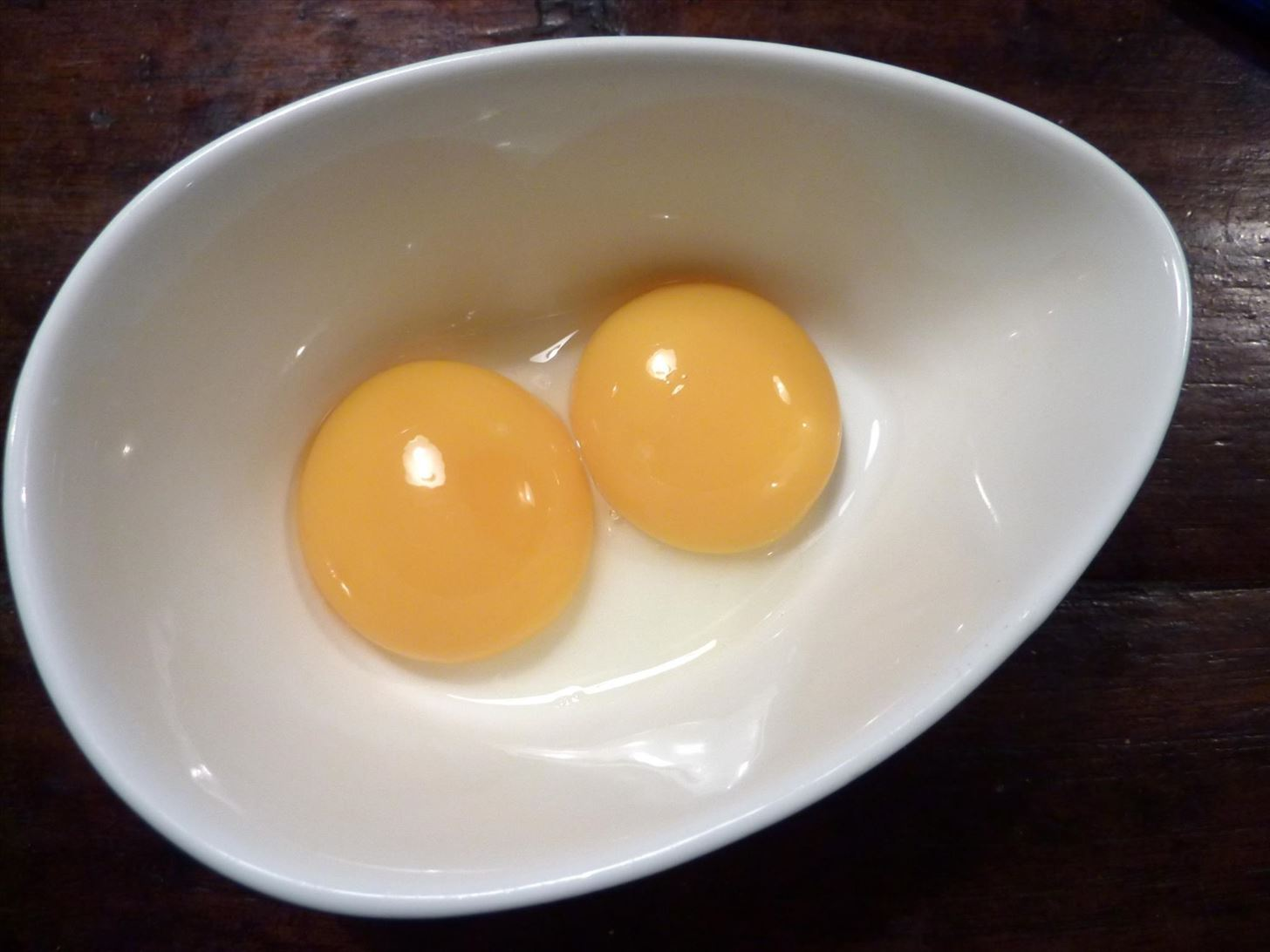 Two egg whites