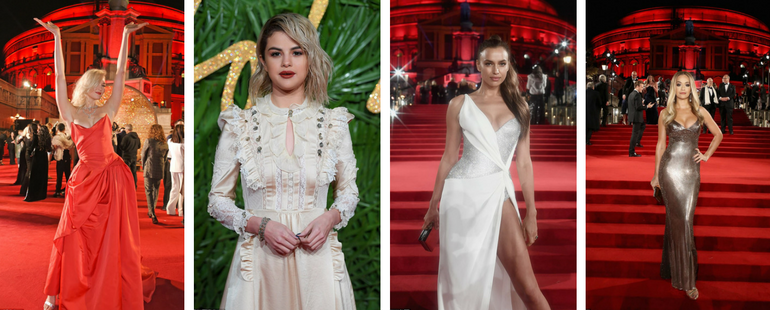 2017 British Fashion Awards: All The Stylish Star-Studded Arrivals