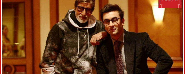 21 Amazing Questions Ranbir Kapoor Asked Amitabh Bachchan After Having Two Glasses Of Champagn