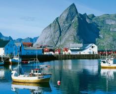 Vaeroy, Norway