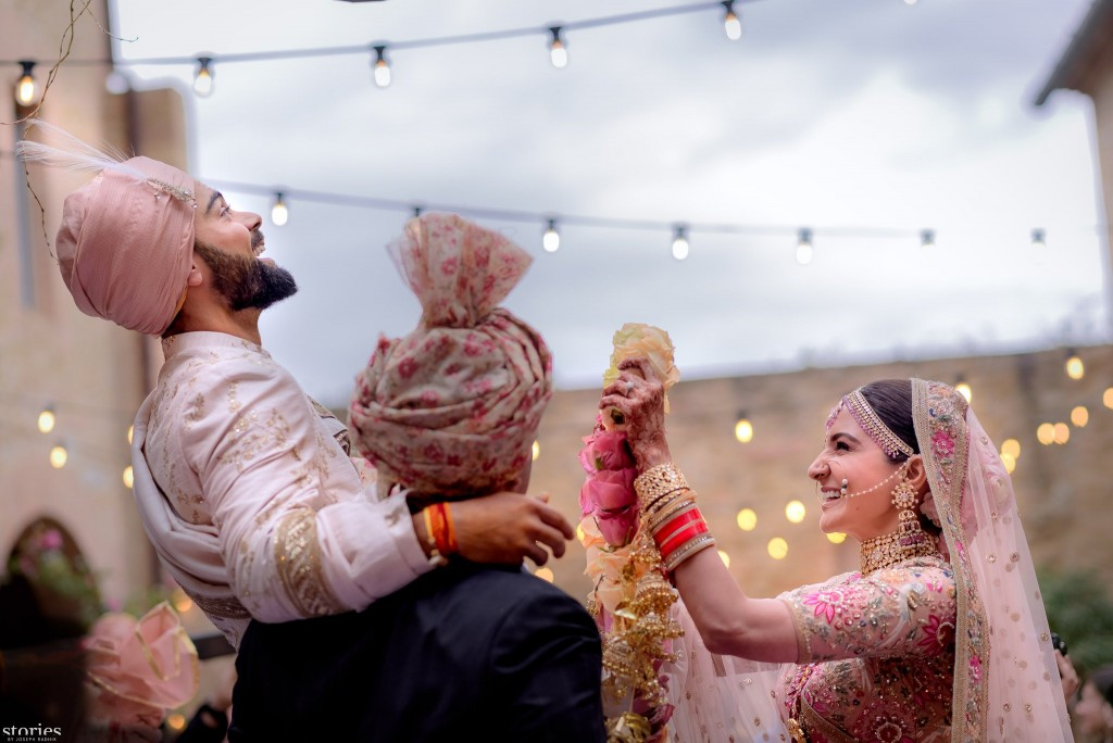 Wedding Of The Year, Anushka Sharma And Virat Kohli!!