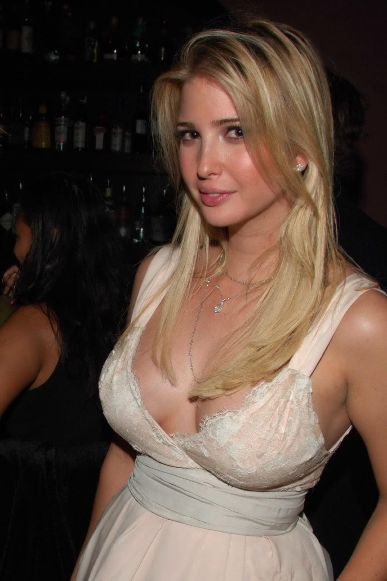 ivanka trump boobs