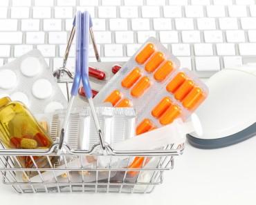 Online pharmacy, on-line chemist's shop