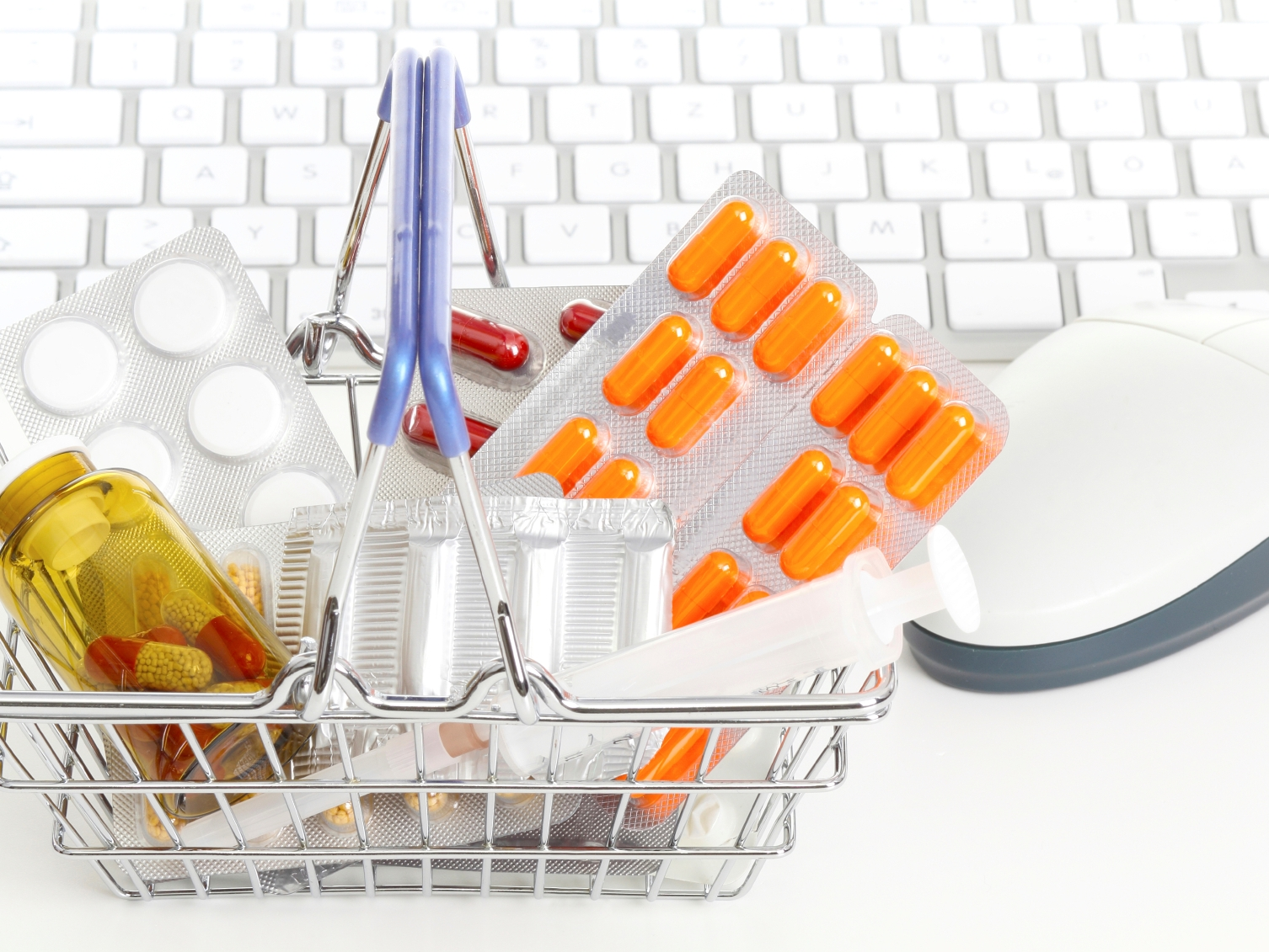 Online pharmacy, on-line chemist's shop