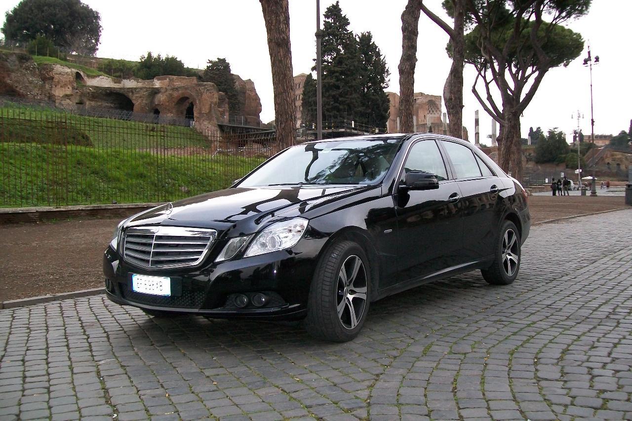 Civitavecchia port to Rome transfer