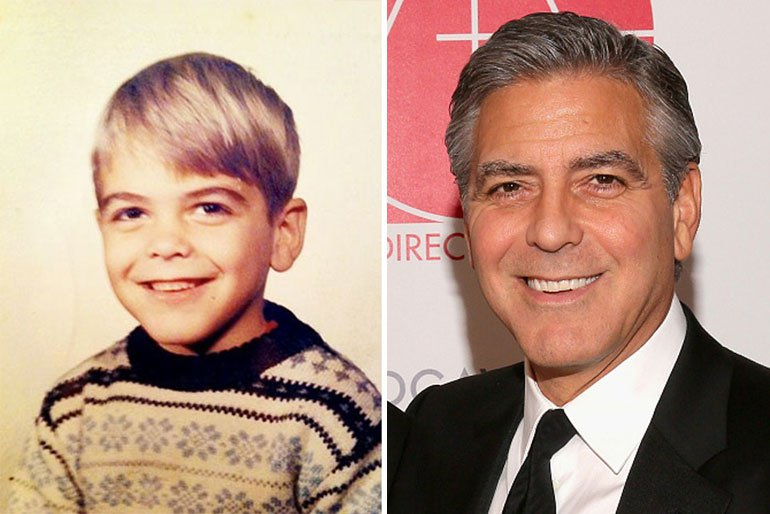 George Clooney-grown ups actors