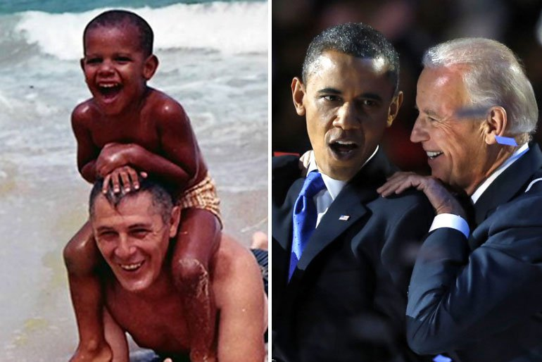 Barack Obama-child stars all grown up