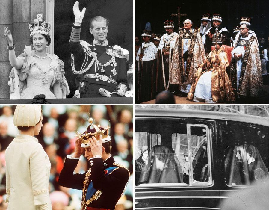 Queen Elizabeth II-V39