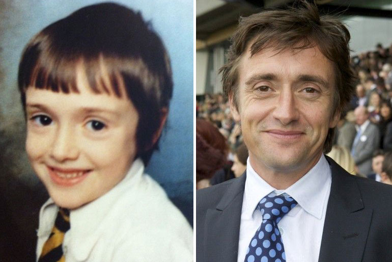 Richard Hammond-child movie stars