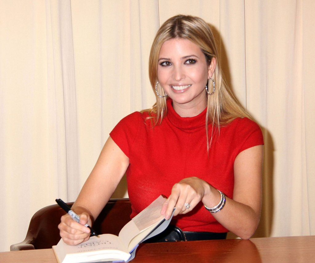 ivanka trump hot images