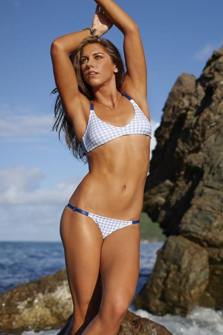 Alex Morgan in bikini