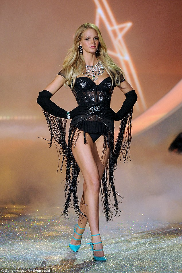 erin heatherton victoria secret