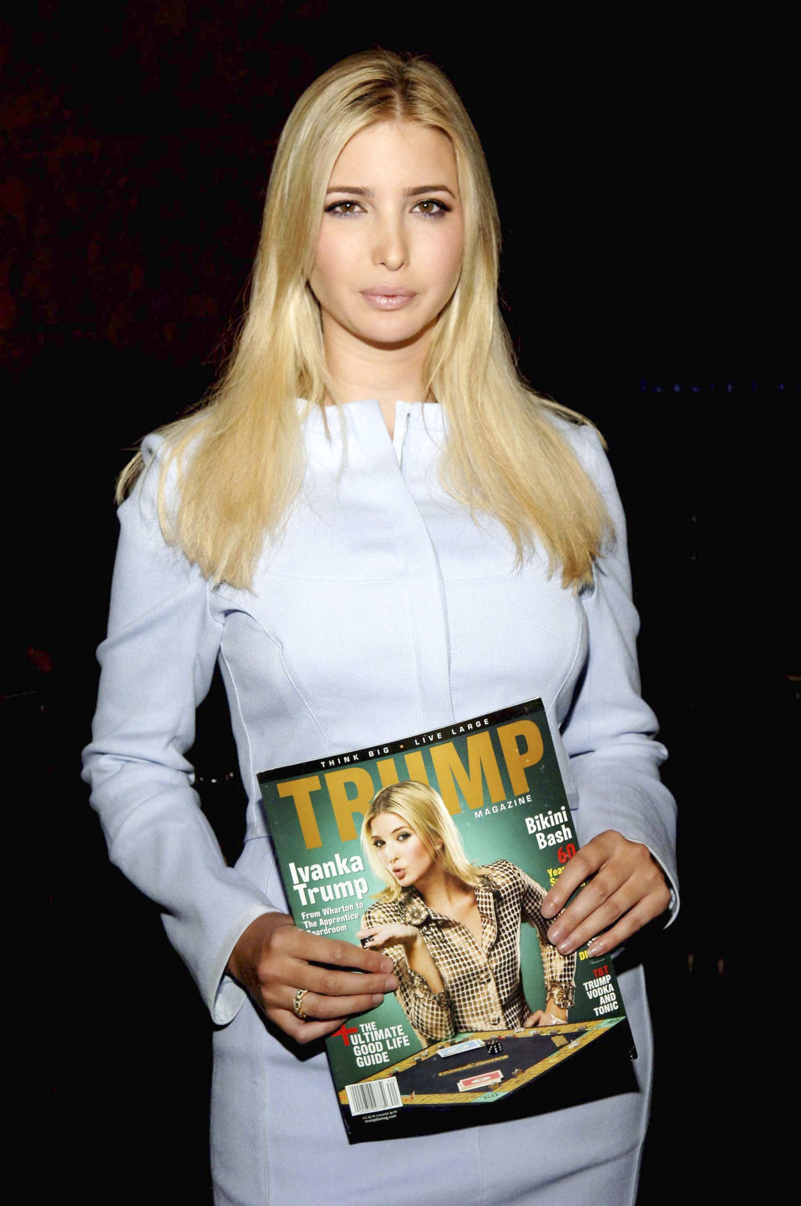Ivanka Trump New Book