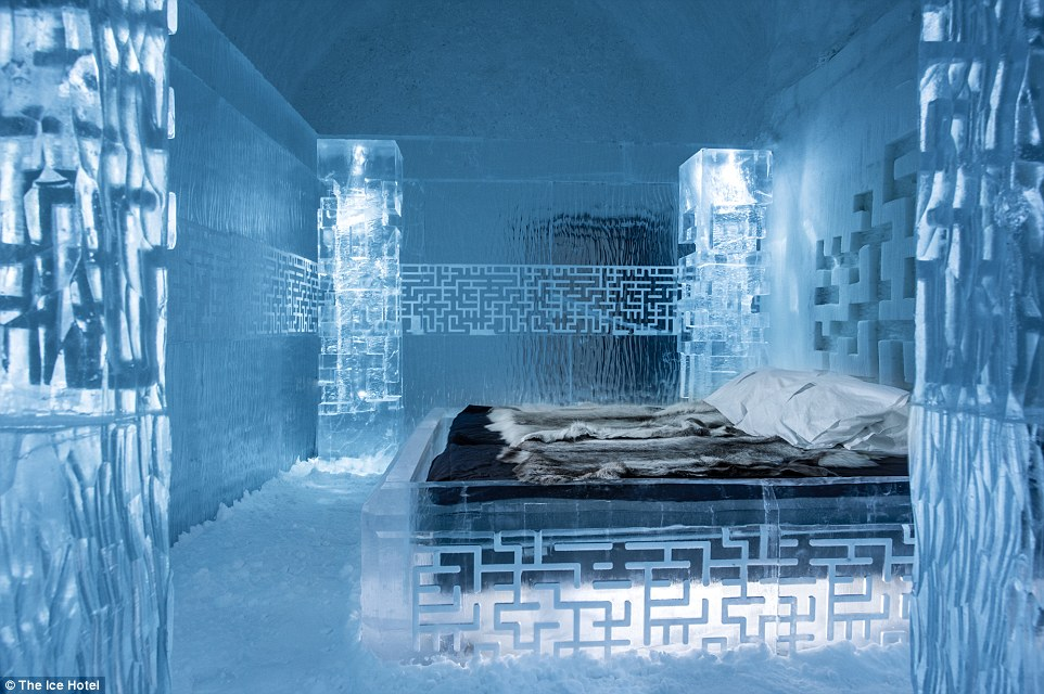Inside Lapland's palatial Icehotel