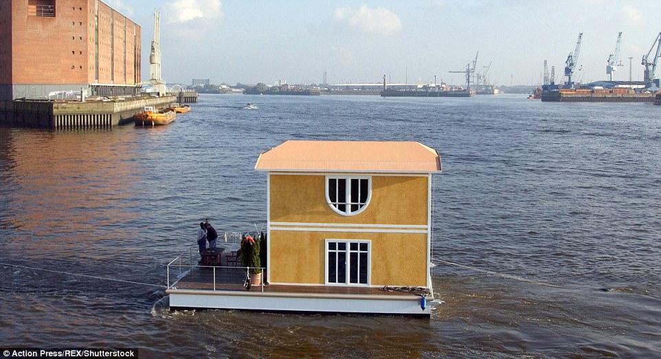luxury houseboats for sale