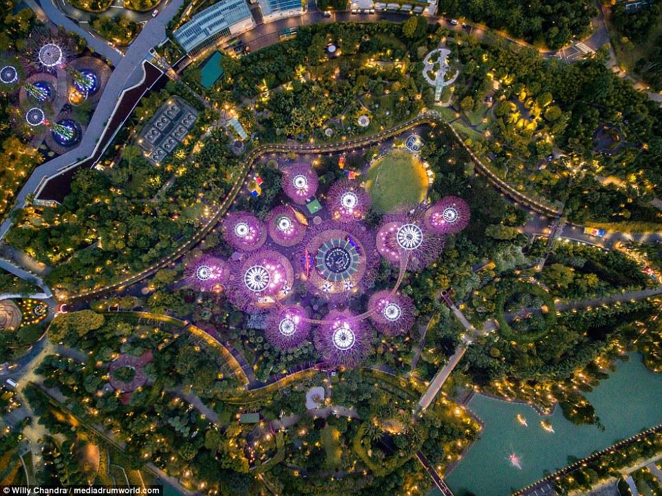 singapore city images