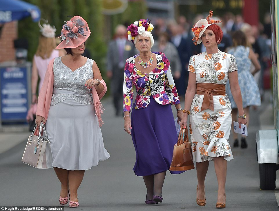 day at the races dresses