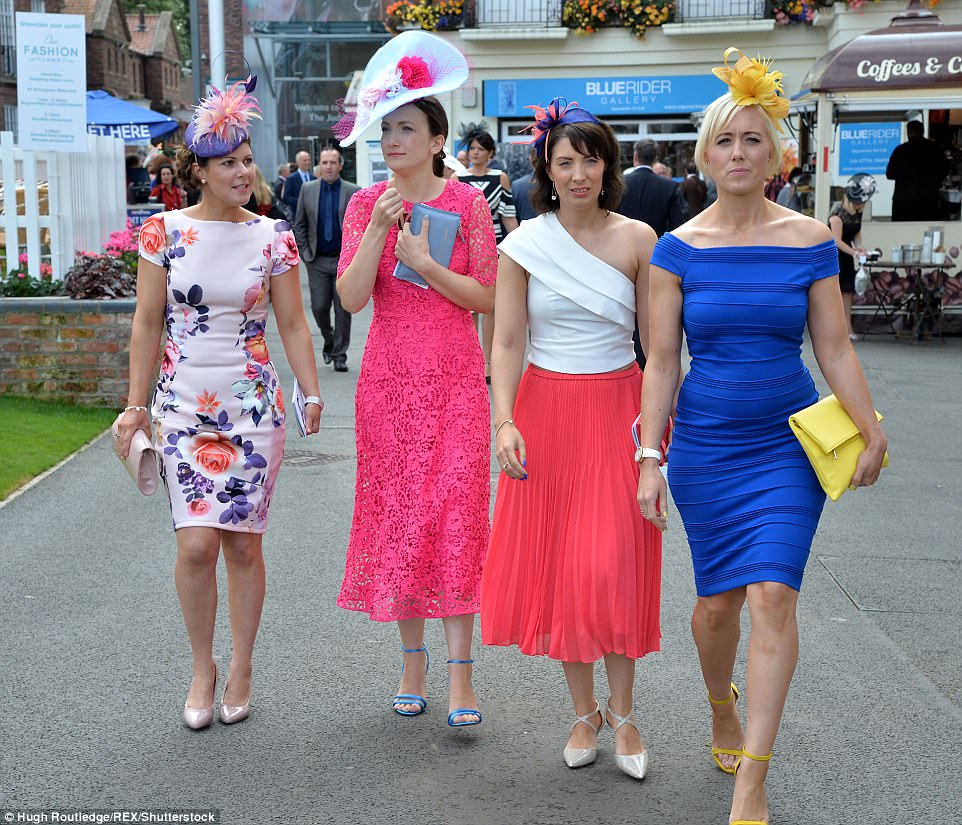 dresses to wear to the races