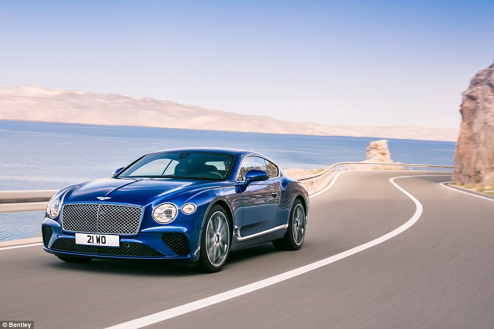 bentley coupe price
