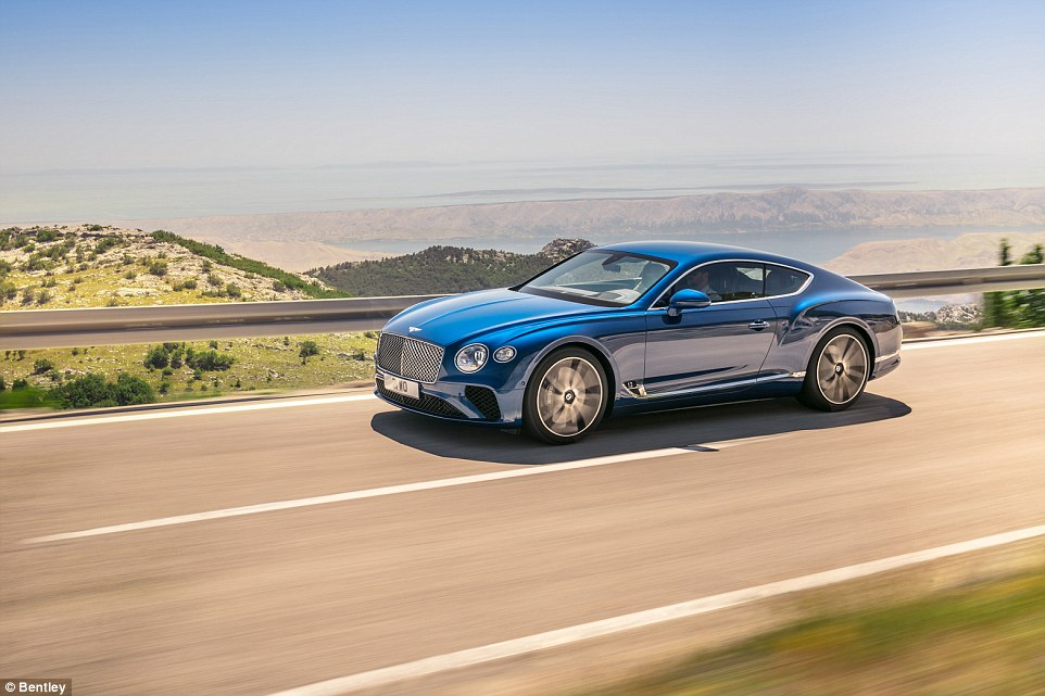 continental gt price