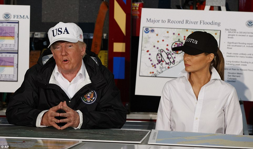 donald trump's wife