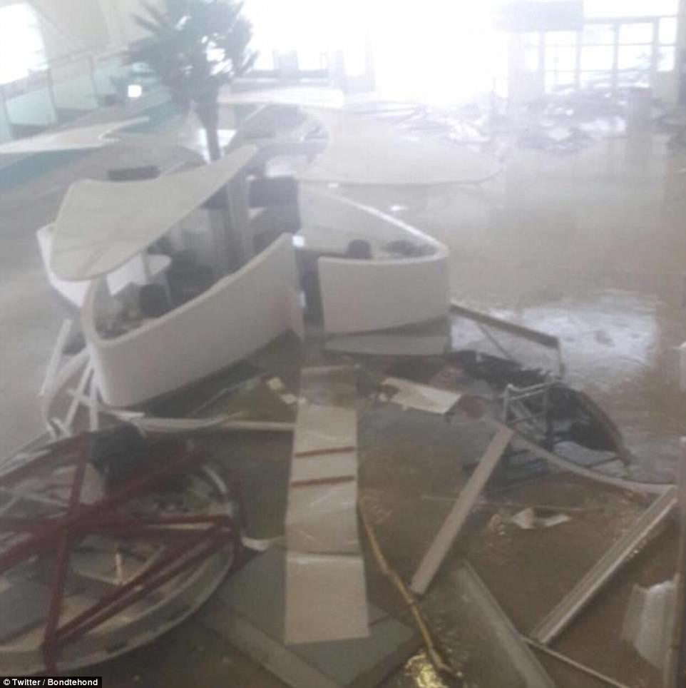 2016 hurricanes