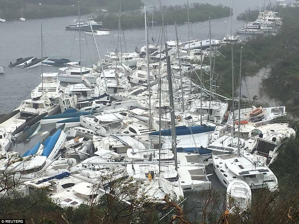 list of hurricanes