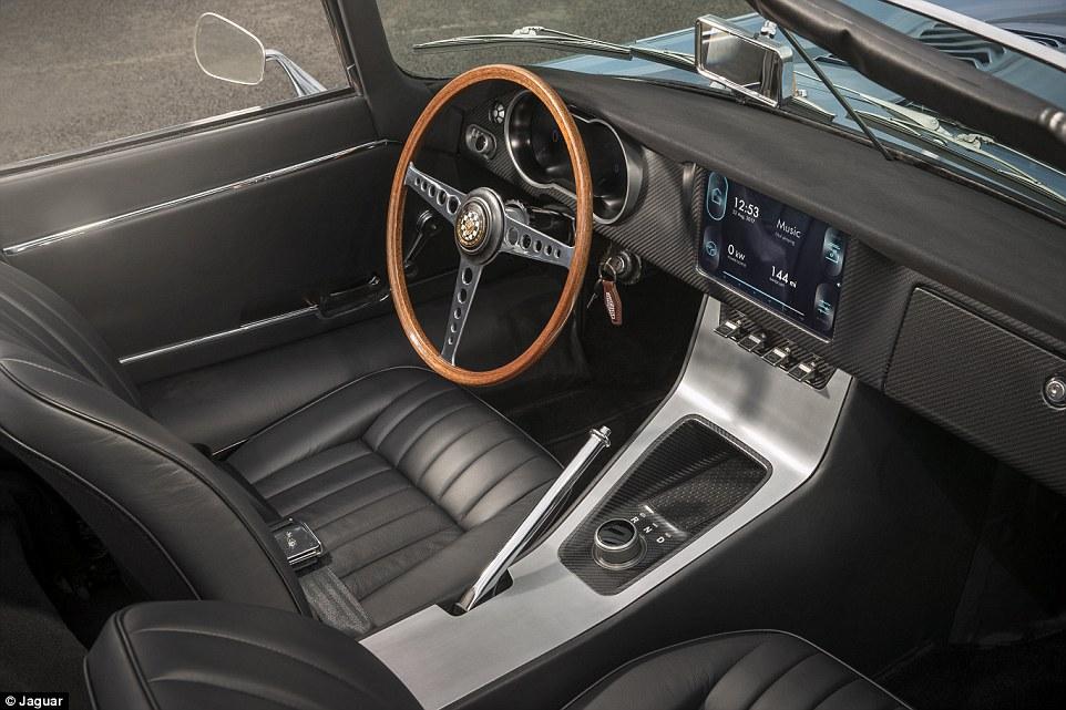 new jaguar car