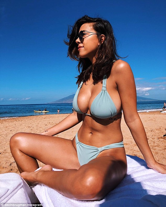 Busty bikini photos