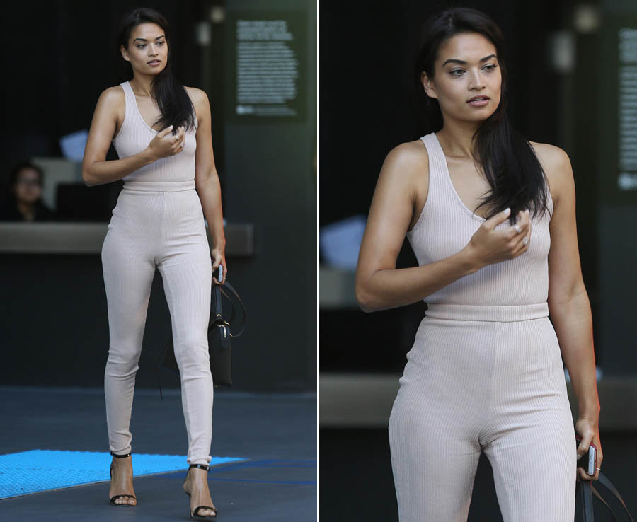 Shanina Shaik - Celebrities Camel Toe