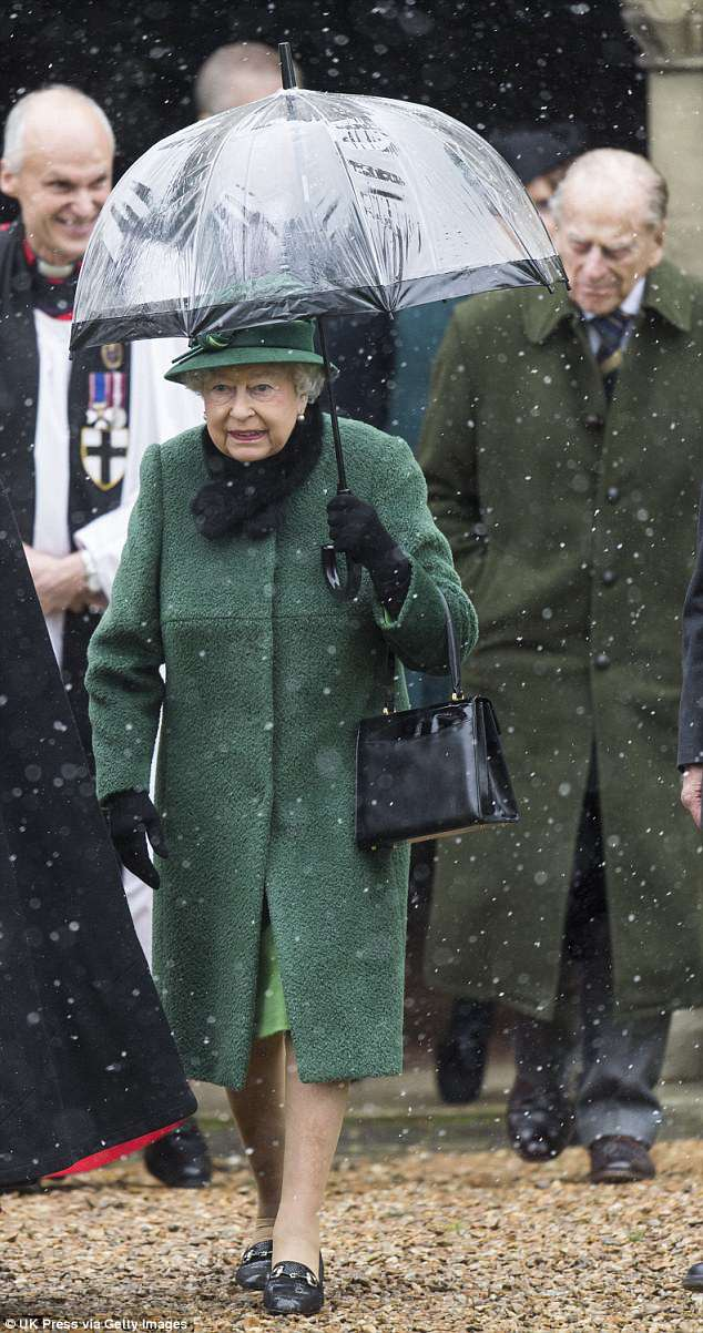 92-Year-Old Queen Completed 125 Official Engagements