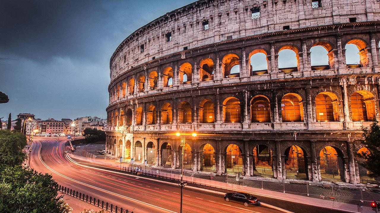 Civitavecchia port to Rome transfer By Train