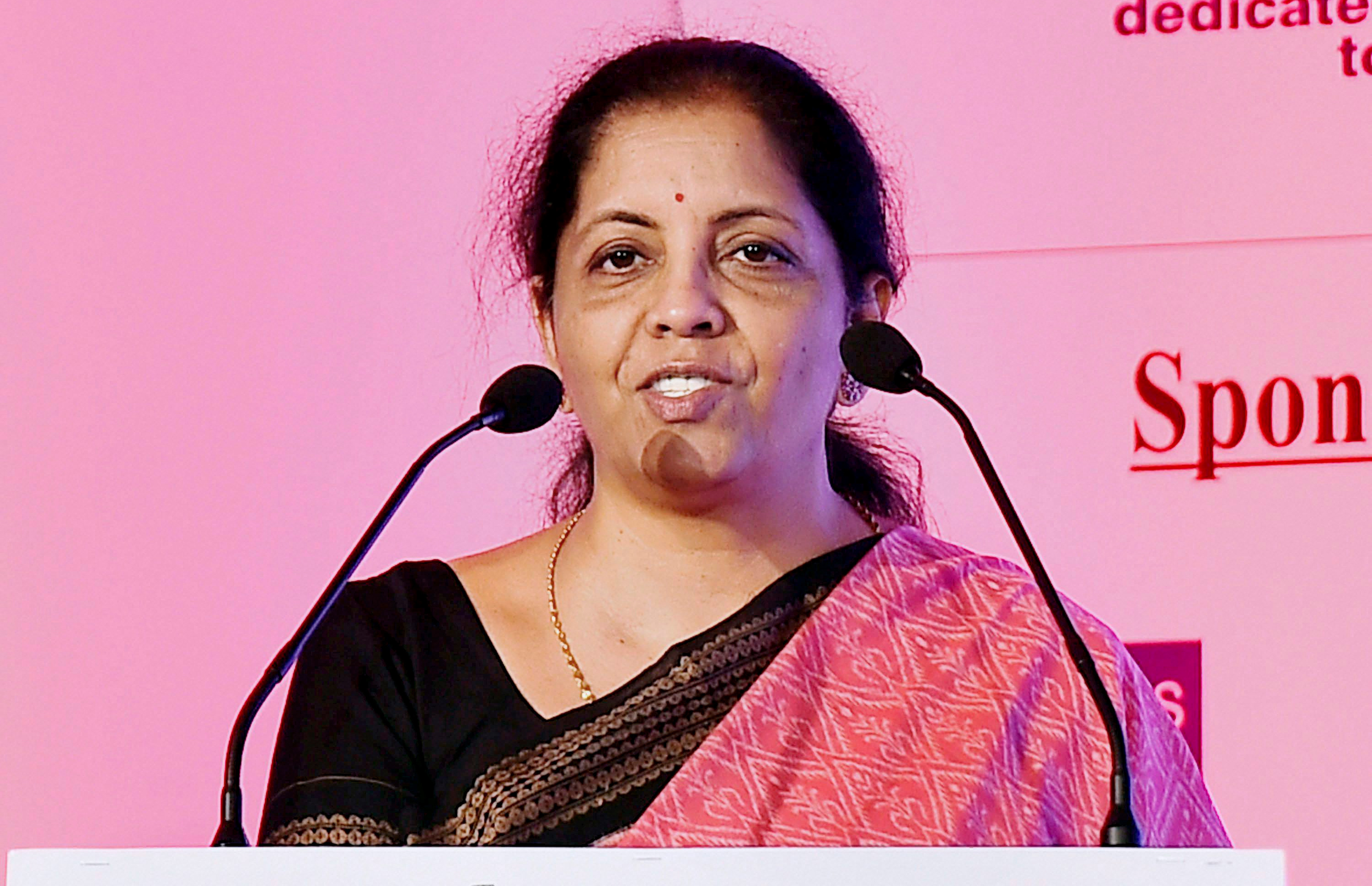 nirmala sitharaman daughter