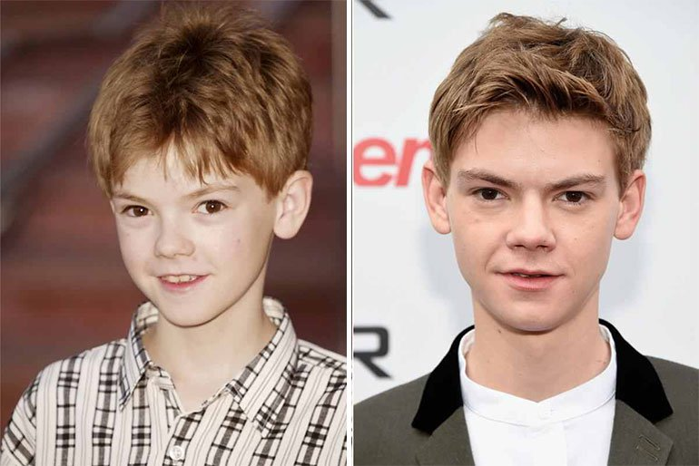 Thomas Brodie-Sangster-kids star