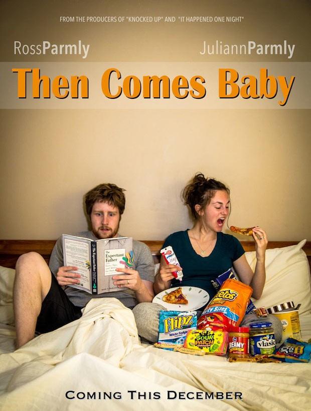 Hilarious Pregnancy Announcements