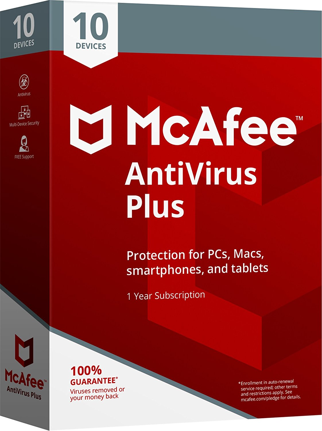 MCAFEE AntiVirus_Most Trusted AntiVirus Products of 2018